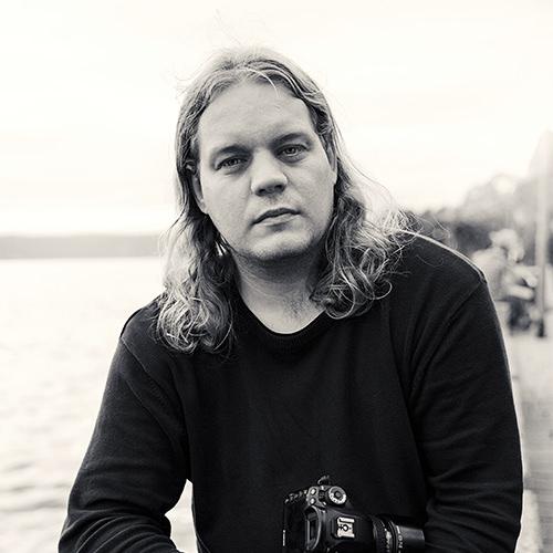 Portraitfoto von Tobias Wuntke, aufgenommen von Ibi Eckert.