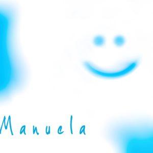 Avatarbildchen für das Blog von Manuela beim Blogspiel.