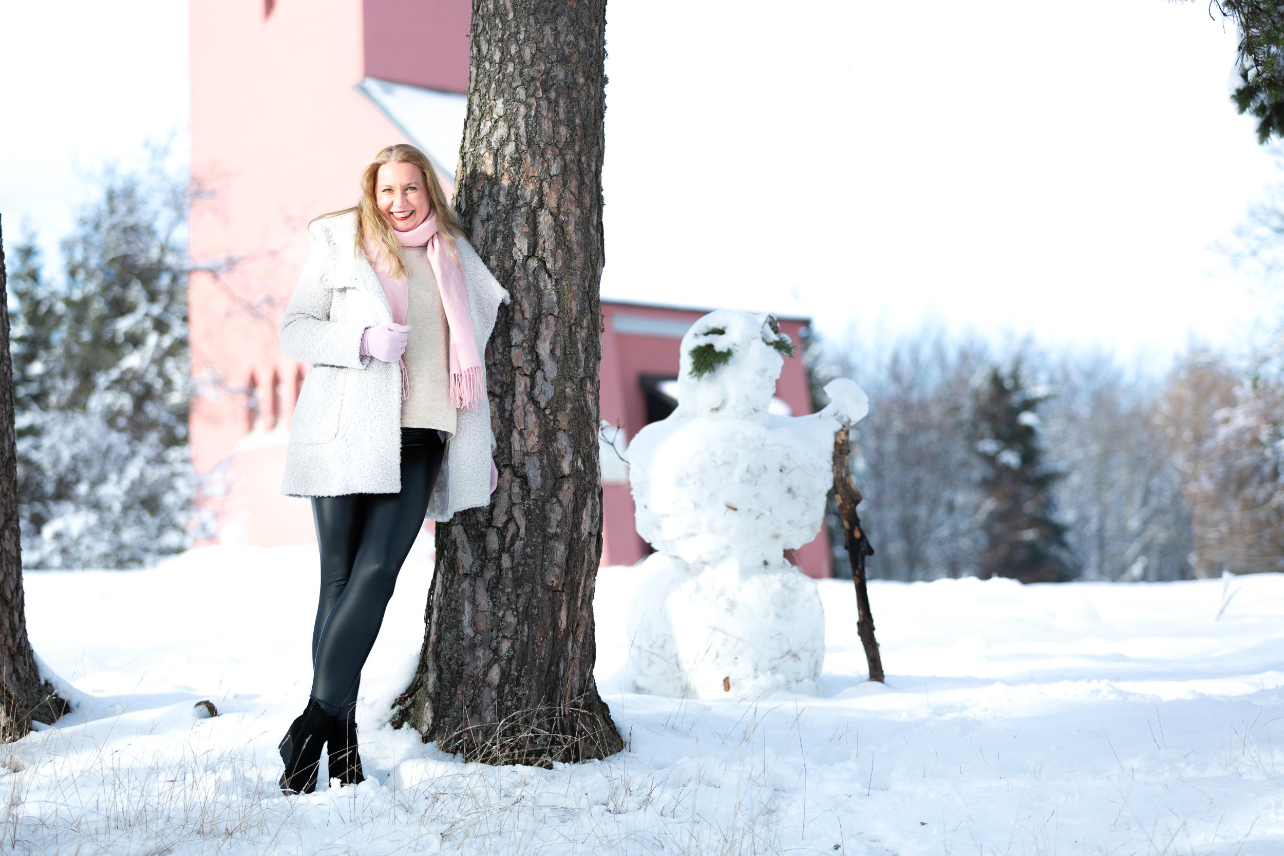 Schneeportraits Albstadt